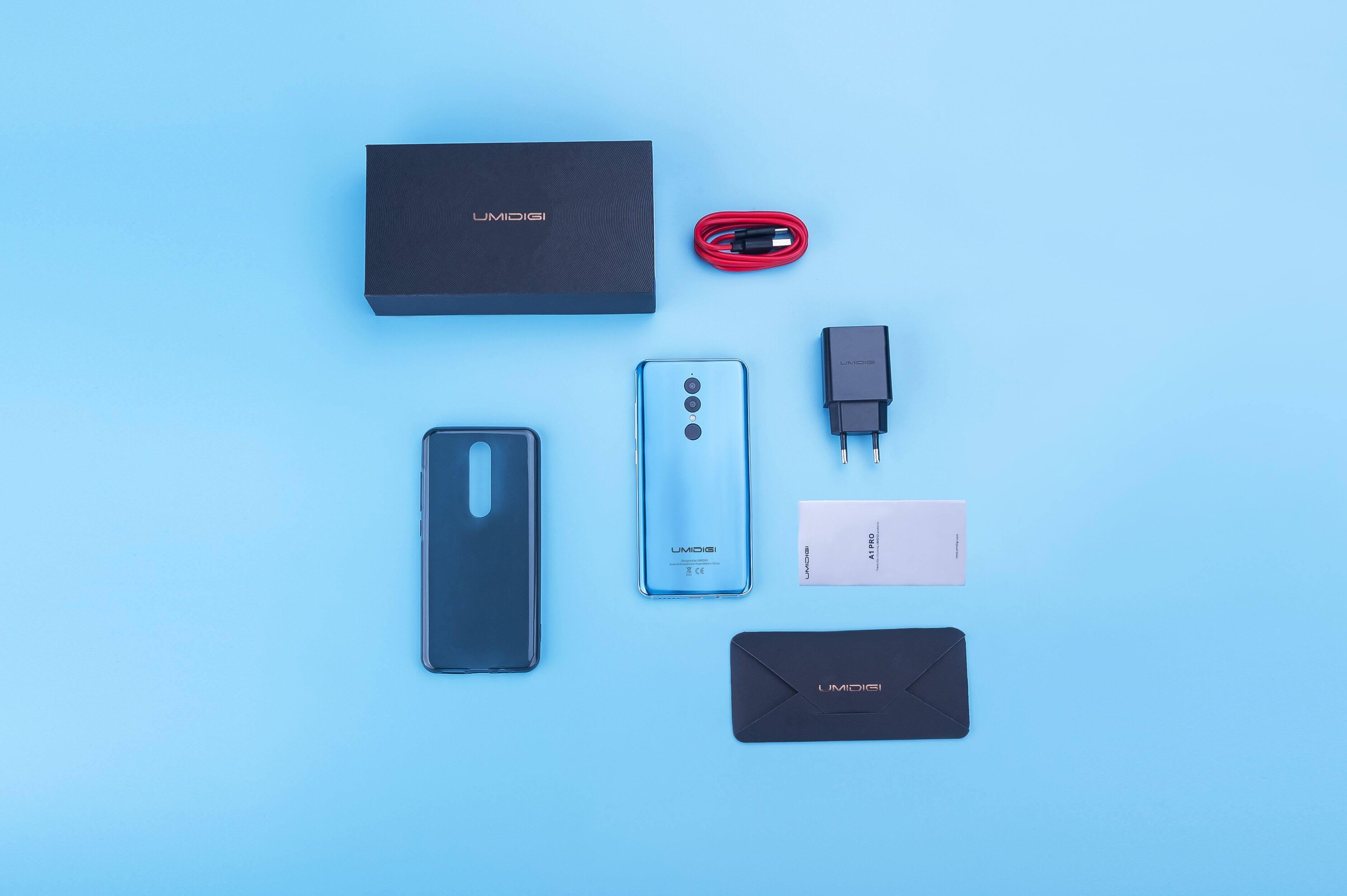 UMIDIGI A1 Pro Vorverkauf begonnen, 50 Dollar Nachlass techboys.de • smarte News, auf den Punkt!