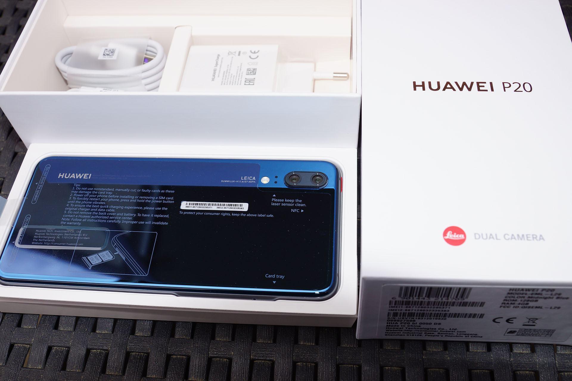 Huawei P20 Test: kein Pro, aber... 10
