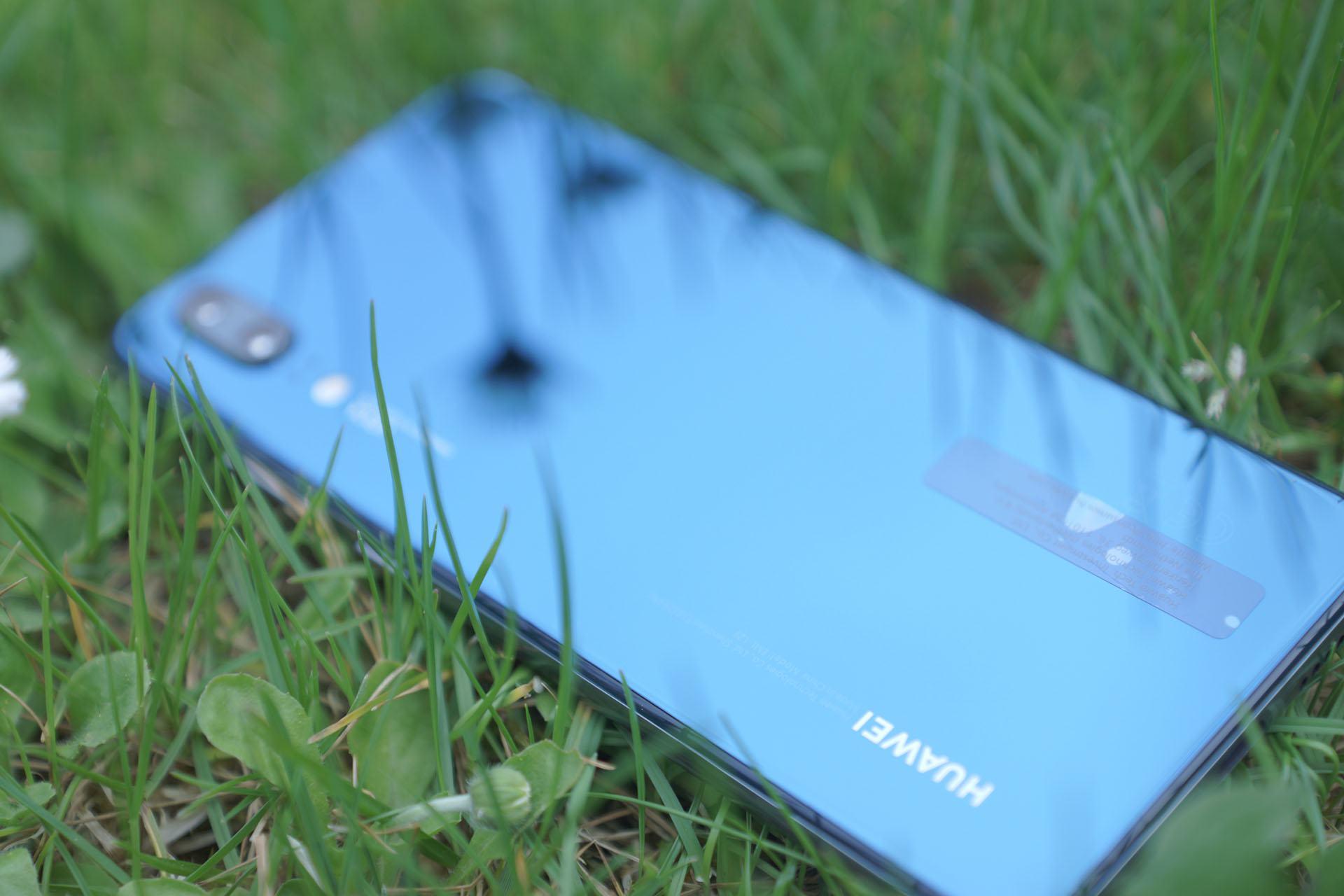 Huawei P20 zum Test eingetroffen, erste Bilder und Eindrücke 6