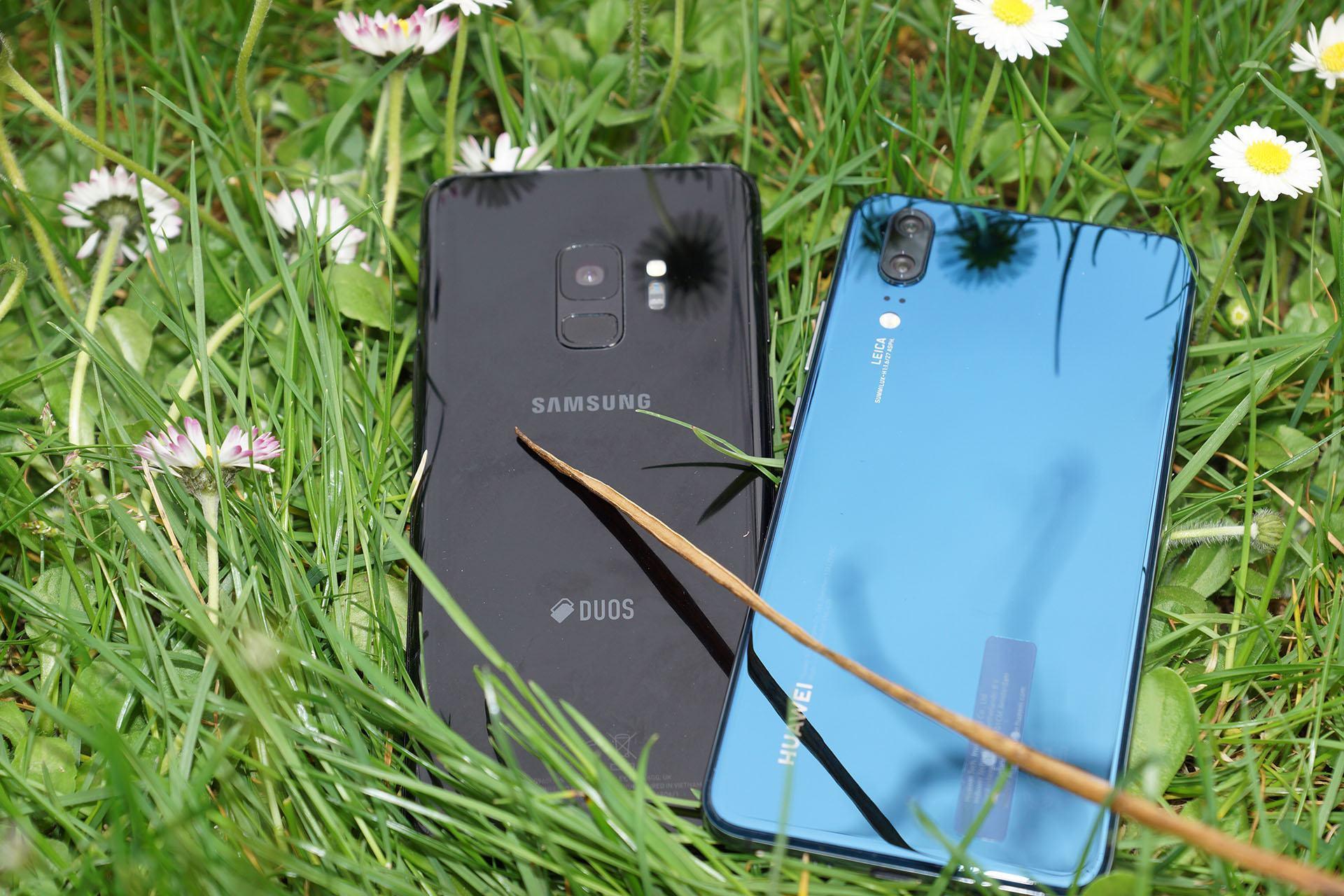 Huawei P20 zum Test eingetroffen, erste Bilder und Eindrücke 10
