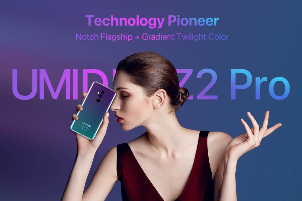UMIDIGI Z2|Z2 Pro Specs bekanntgegeben 1