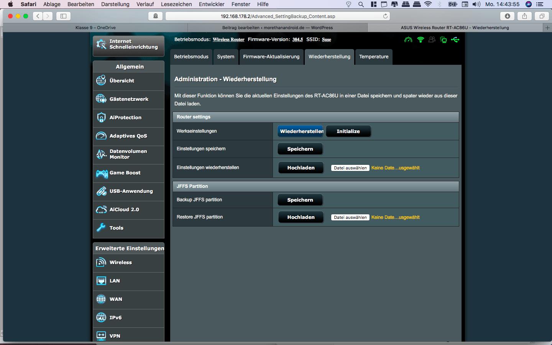 VPN-Router Tutorial (NordVPN, AsusWRT): einfach schnell unterwegs! 6