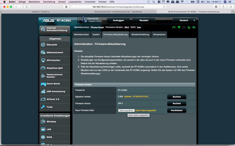 VPN-Router Tutorial (NordVPN, AsusWRT): einfach schnell unterwegs! 7
