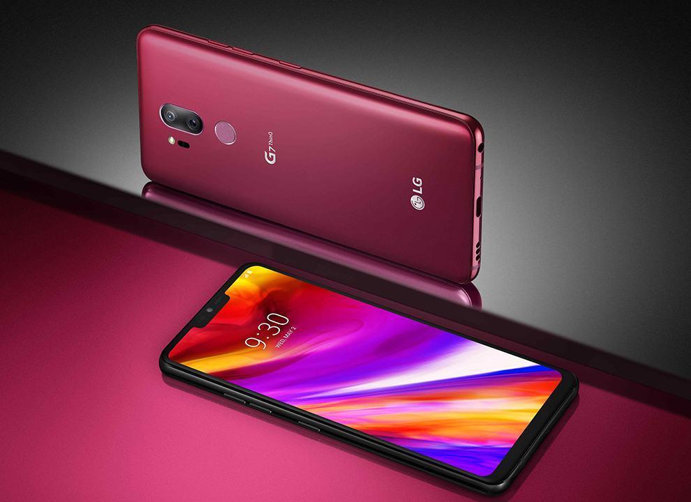 LG G7 ThinQ offiziell vorgestellt, Überraschungen bleiben aus 9
