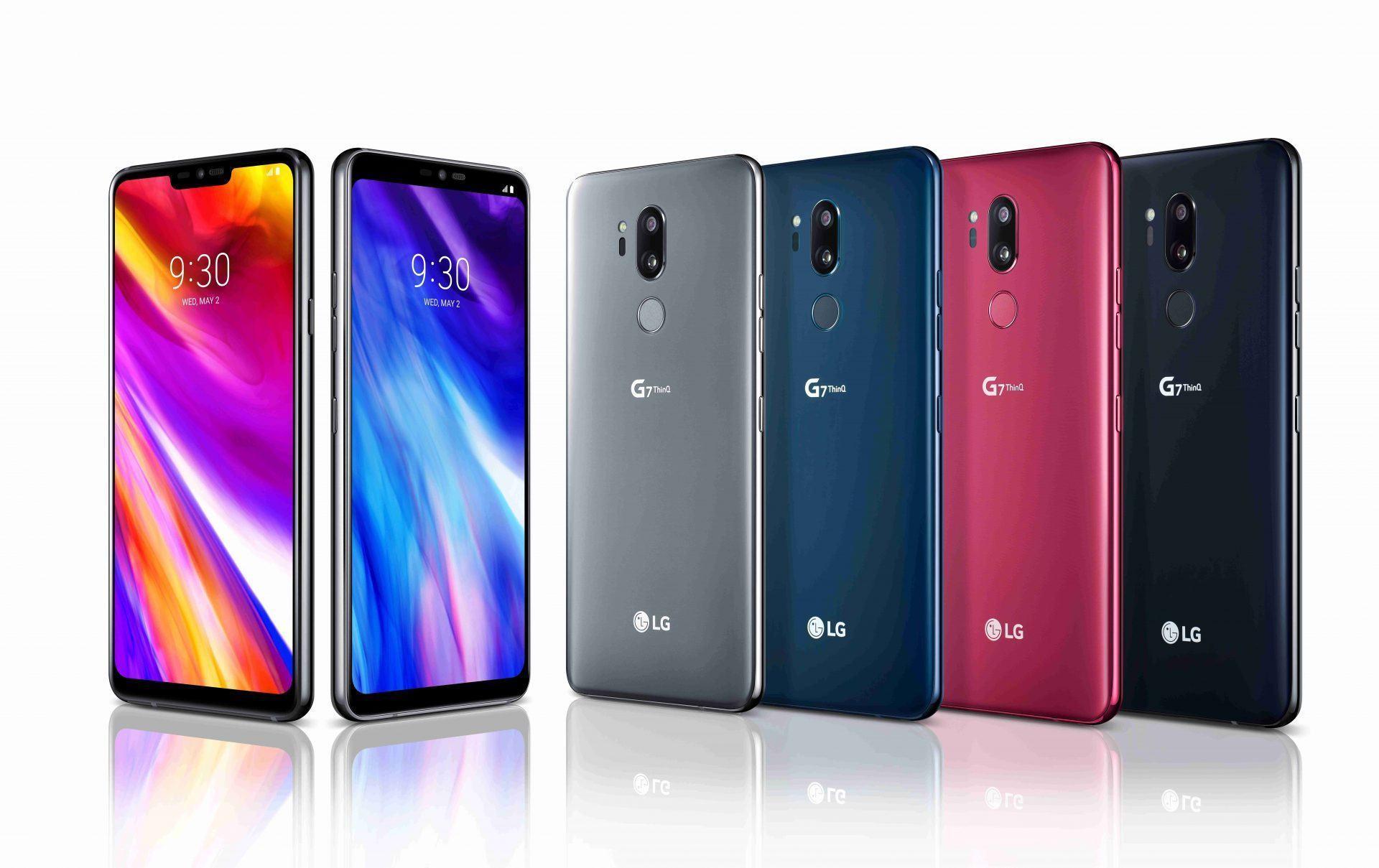 LG G7 - Wann kommt der nächste Flop der Südkoreaner? 18 techboys.de • smarte News, auf den Punkt! LG G7 - Wann kommt der nächste Flop der Südkoreaner?