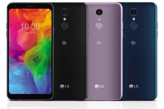 LG Q7 Serie