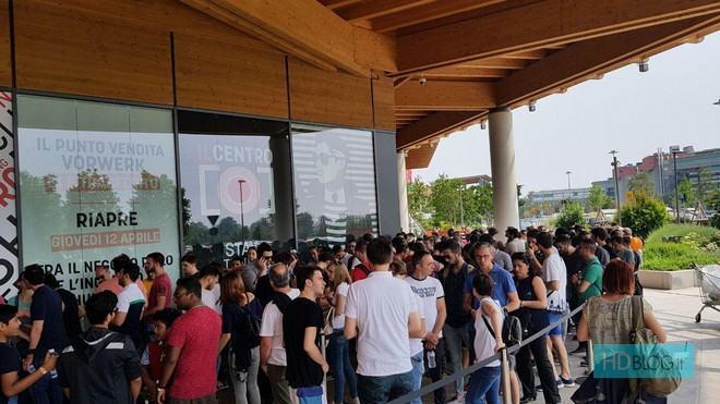 Erster Xiaomi Mi Store öffnet in Italien seine Tore