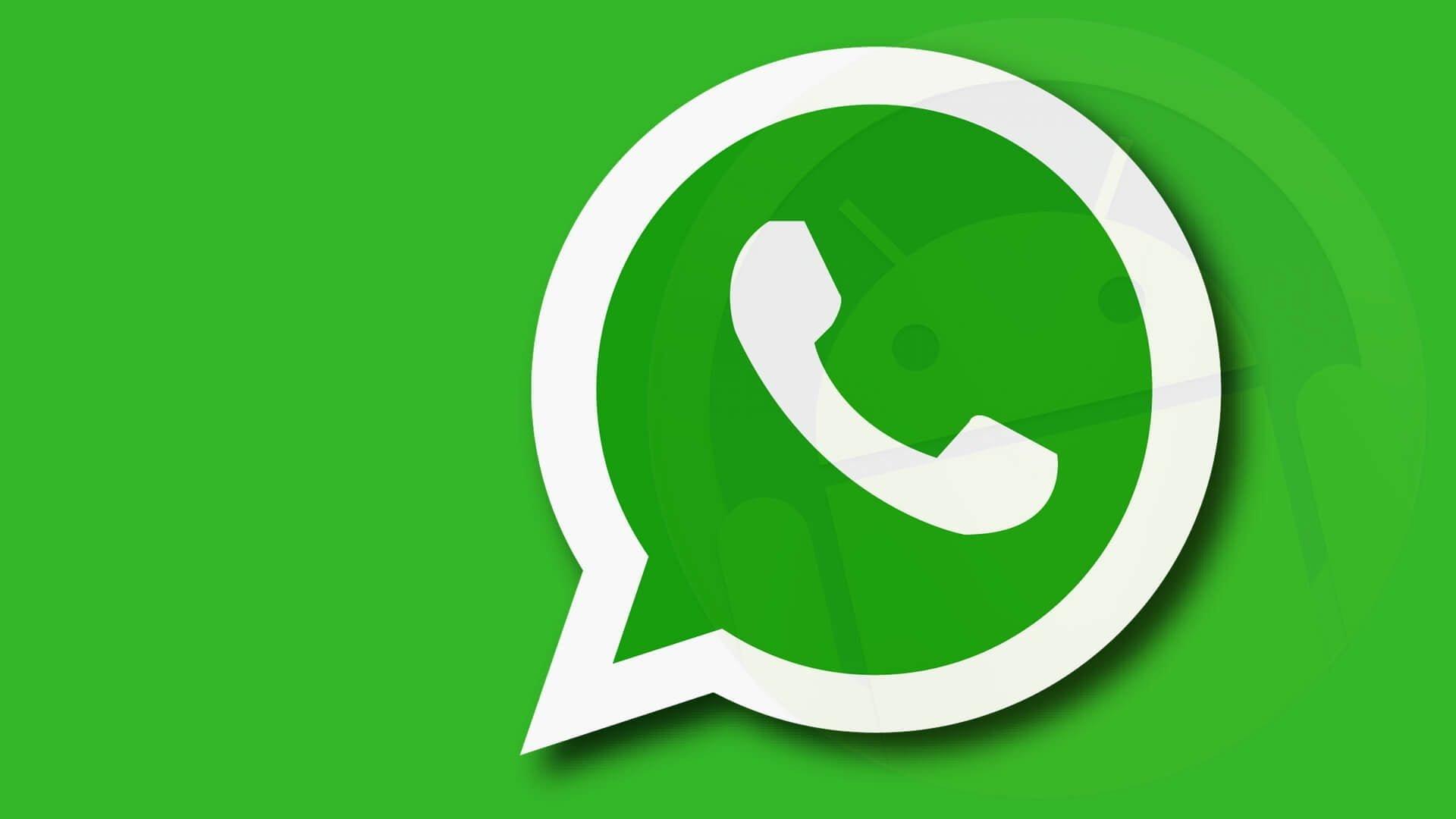 WhatsApp Datenbackup