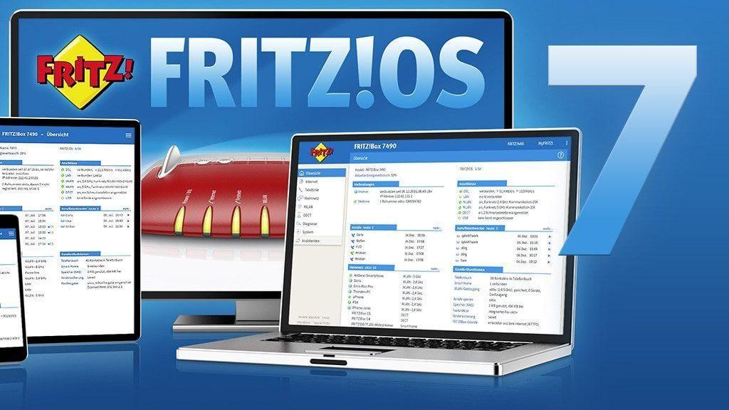 Übersicht: Fritzbox-Modelle mit FRITZ!OS 7 1 techboys.de • smarte News, auf den Punkt! Übersicht: Fritzbox-Modelle mit FRITZ!OS 7