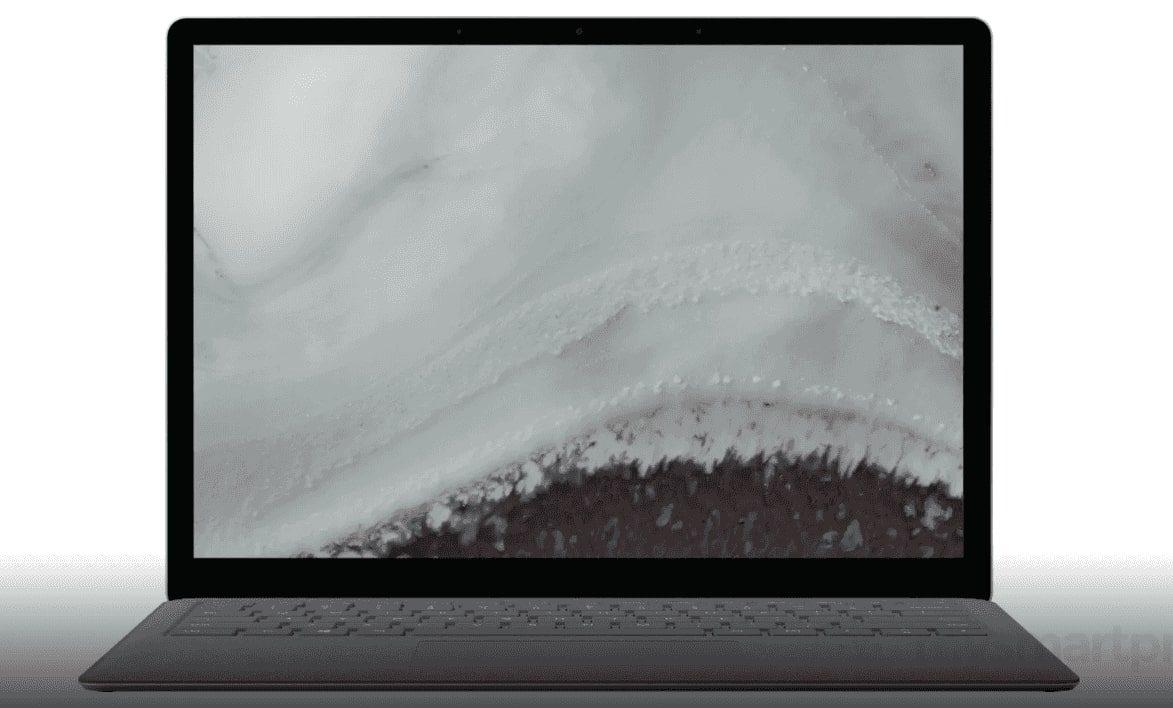 Back in Black: Microsoft Surface Laptop 2 mit schwarzer Variante 9