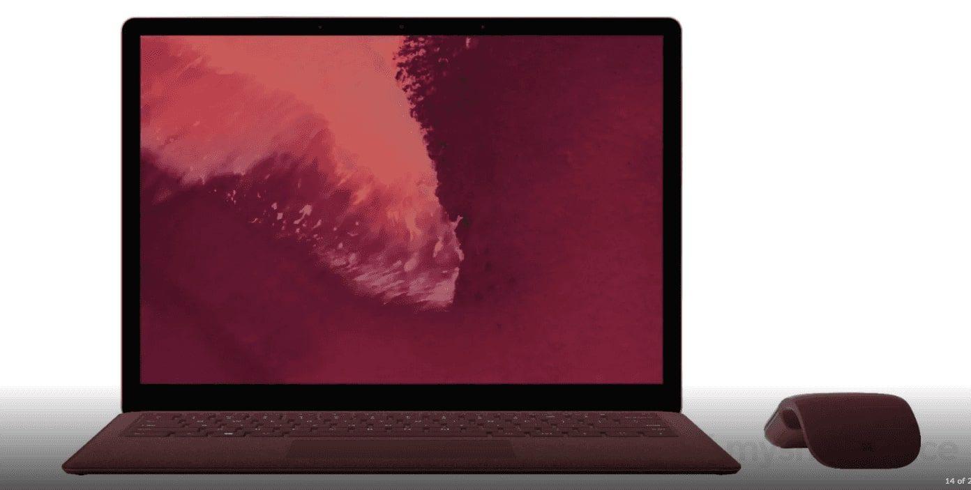 Back in Black: Microsoft Surface Laptop 2 mit schwarzer Variante 10