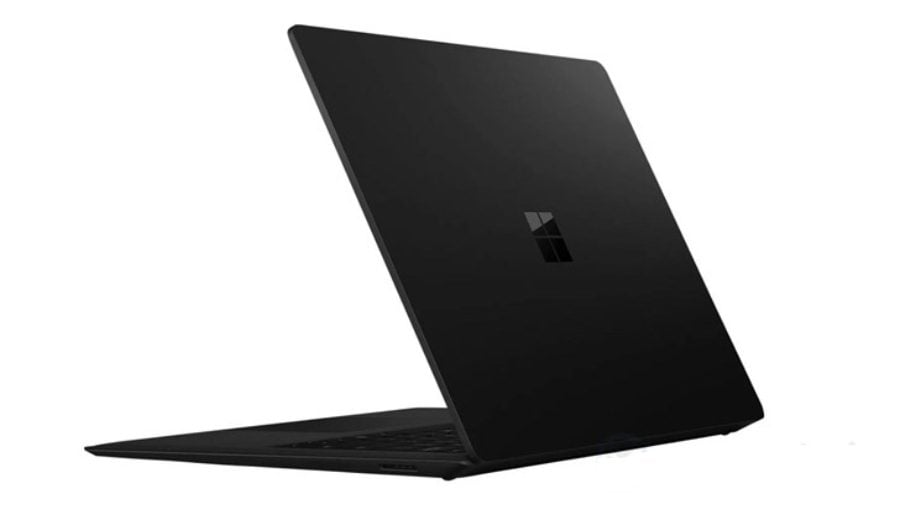 Back in Black: Microsoft Surface Laptop 2 mit schwarzer Variante 8