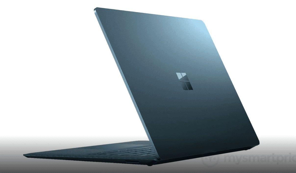 Back in Black: Microsoft Surface Laptop 2 mit schwarzer Variante 11