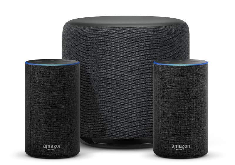 Alexa⁴: diese Woche erscheinen neue Amazon Echo-Modelle 8