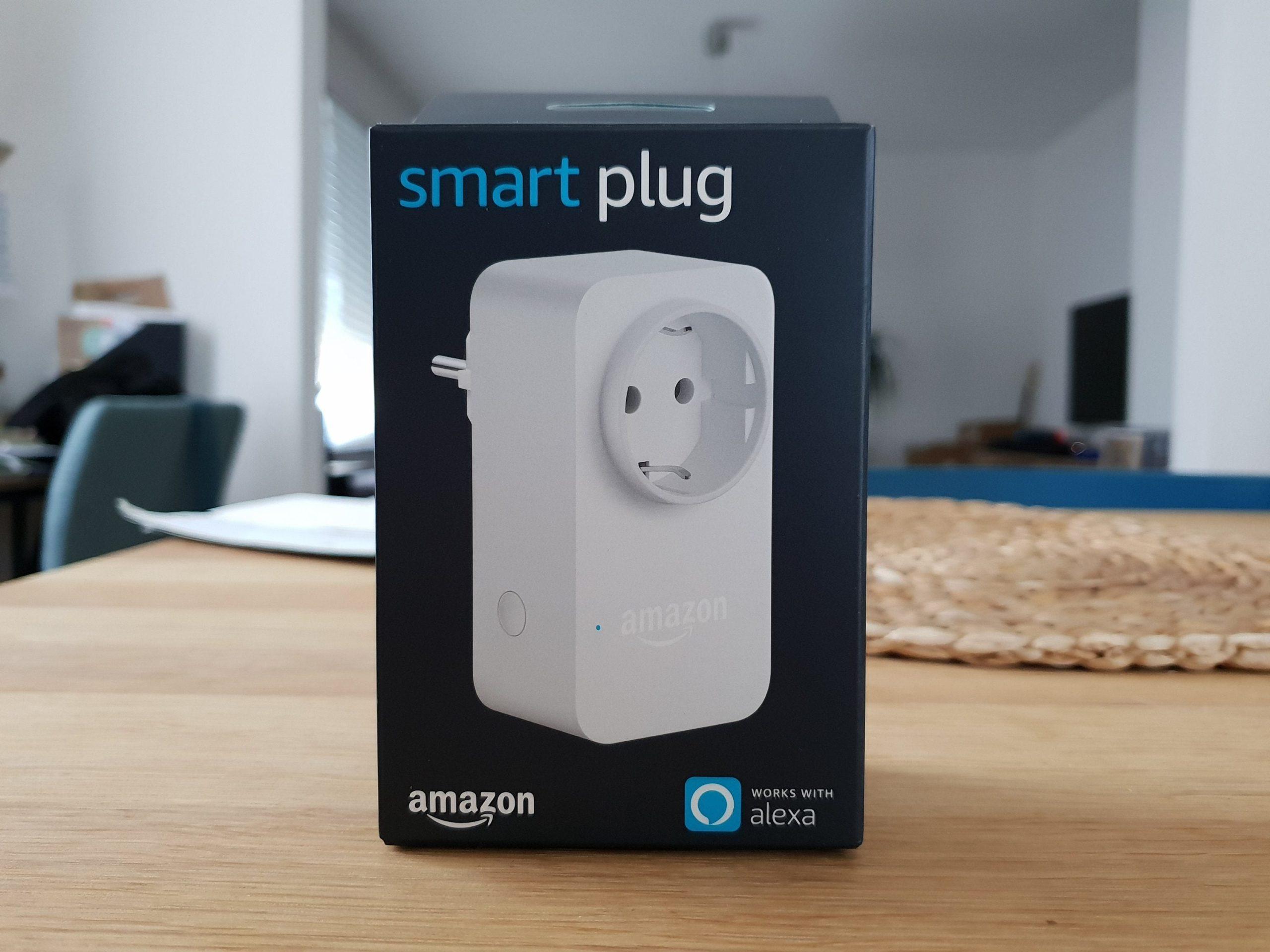 Amazon Smart Plug WLAN-Steckdose im Test techboys.de • smarte News, auf den Punkt!