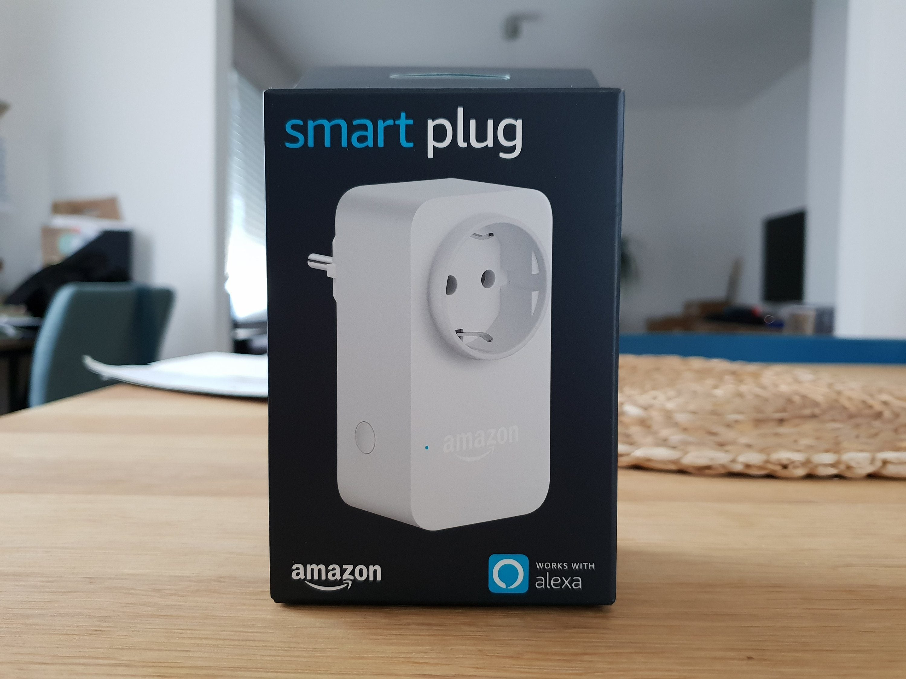 Amazon Smart Plug WLAN-Steckdose im Test 19
