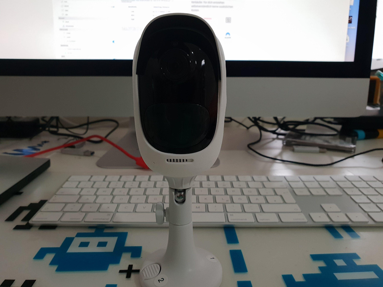 Reolink Argus Pro Test: keine smarte, aber eine intelligente WLAN-Kamera 8