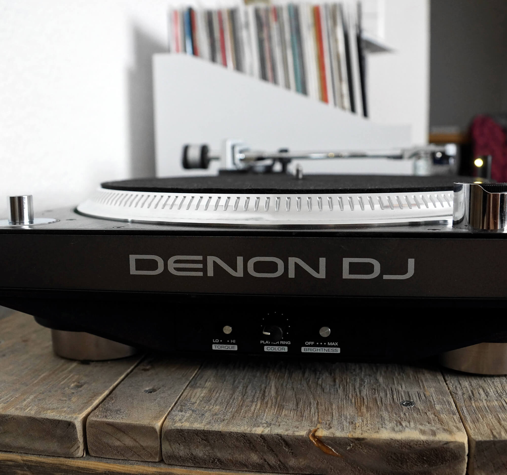 Sonos Vinyl: Denon DJ VL12 Prime Test 11