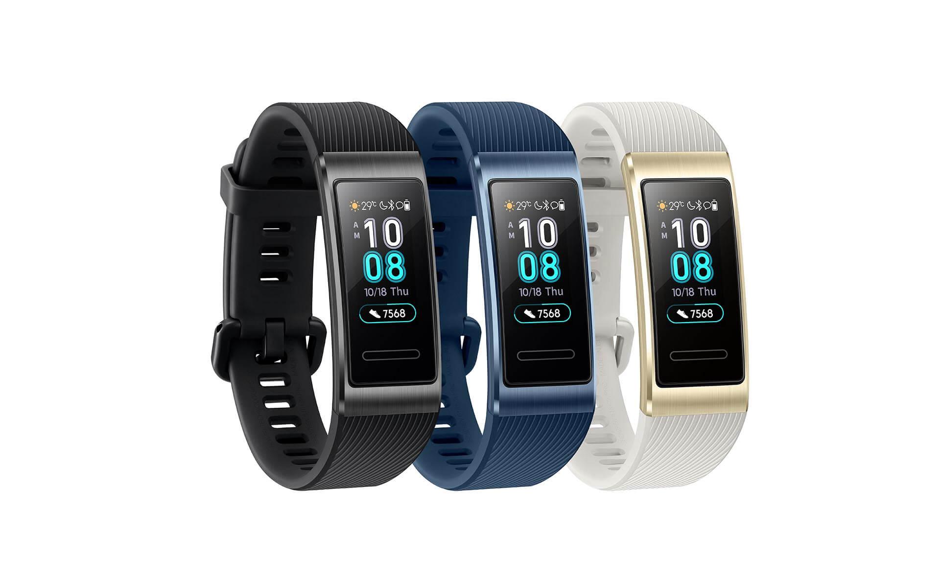 Watch GT, Band 3e und Band 3 Pro: Huawei stellt neue Wearables vor 12