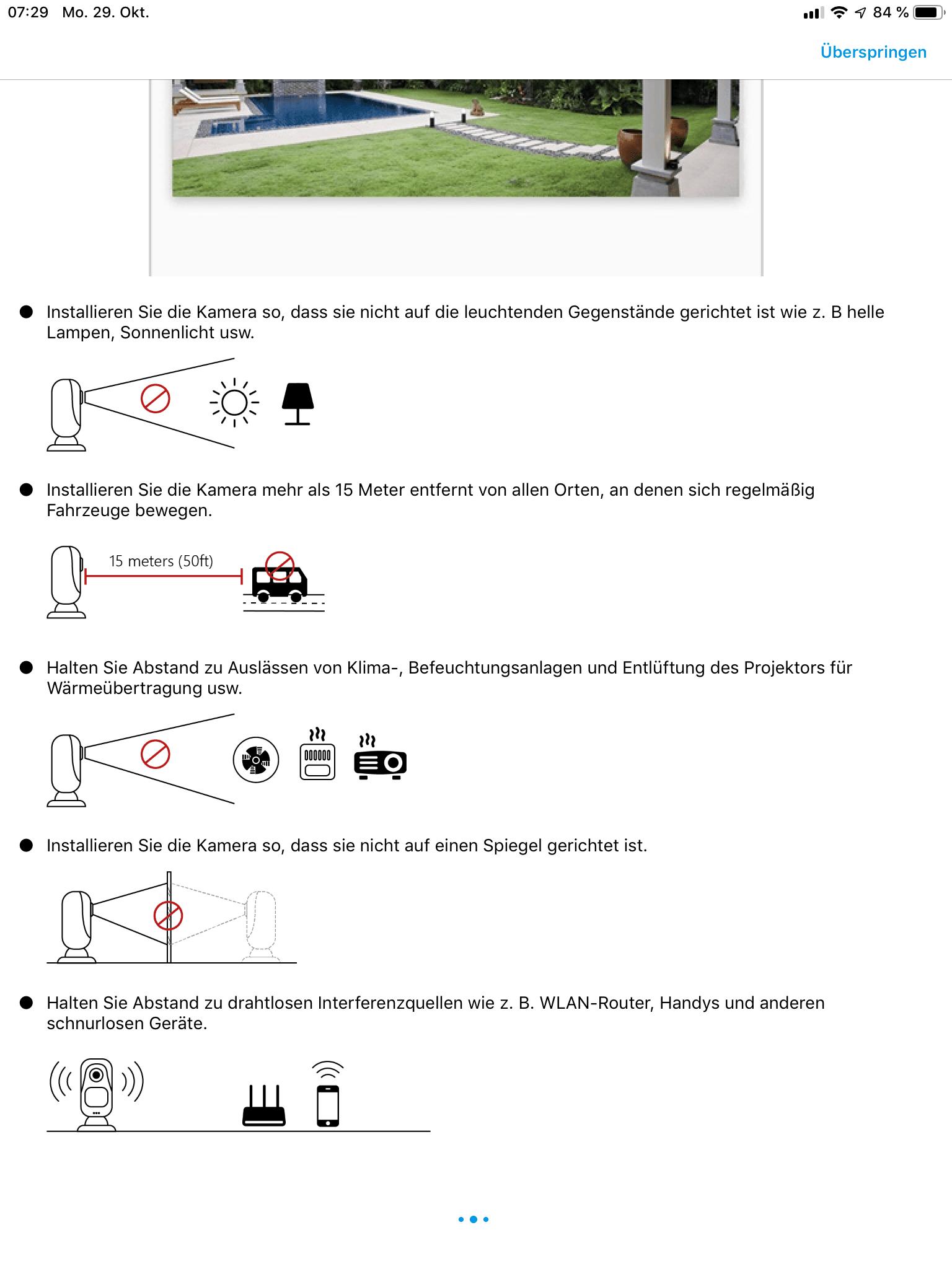 Reolink Argus Pro Test: keine smarte, aber eine intelligente WLAN-Kamera 11