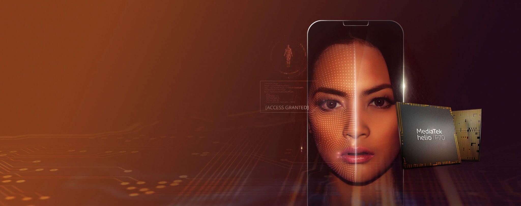 Neue KI für Midrange-Smartphones:  MediaTek Helio P70 angekündigt 3