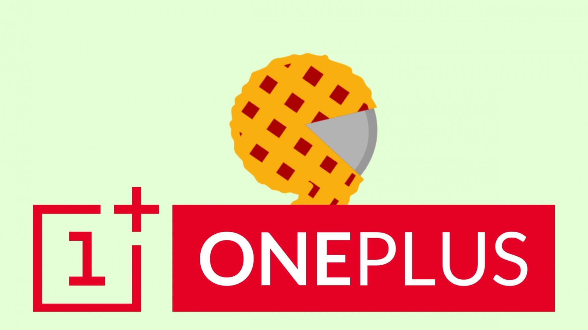 OnePlus 5T Android 9 Pie Beta