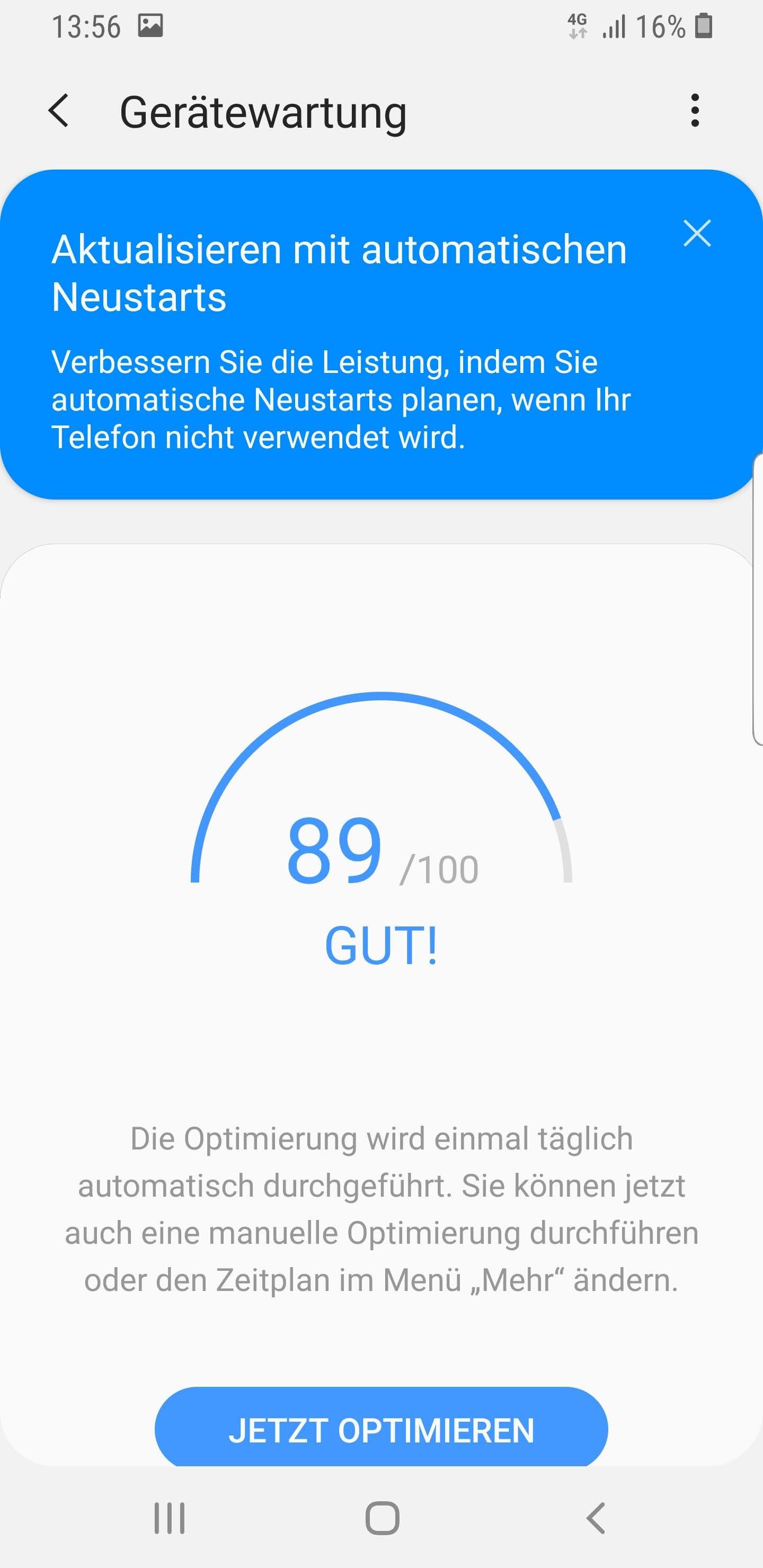 Galaxy Note 9 Android 9 Pie Update in Deutschland erhältlich 4