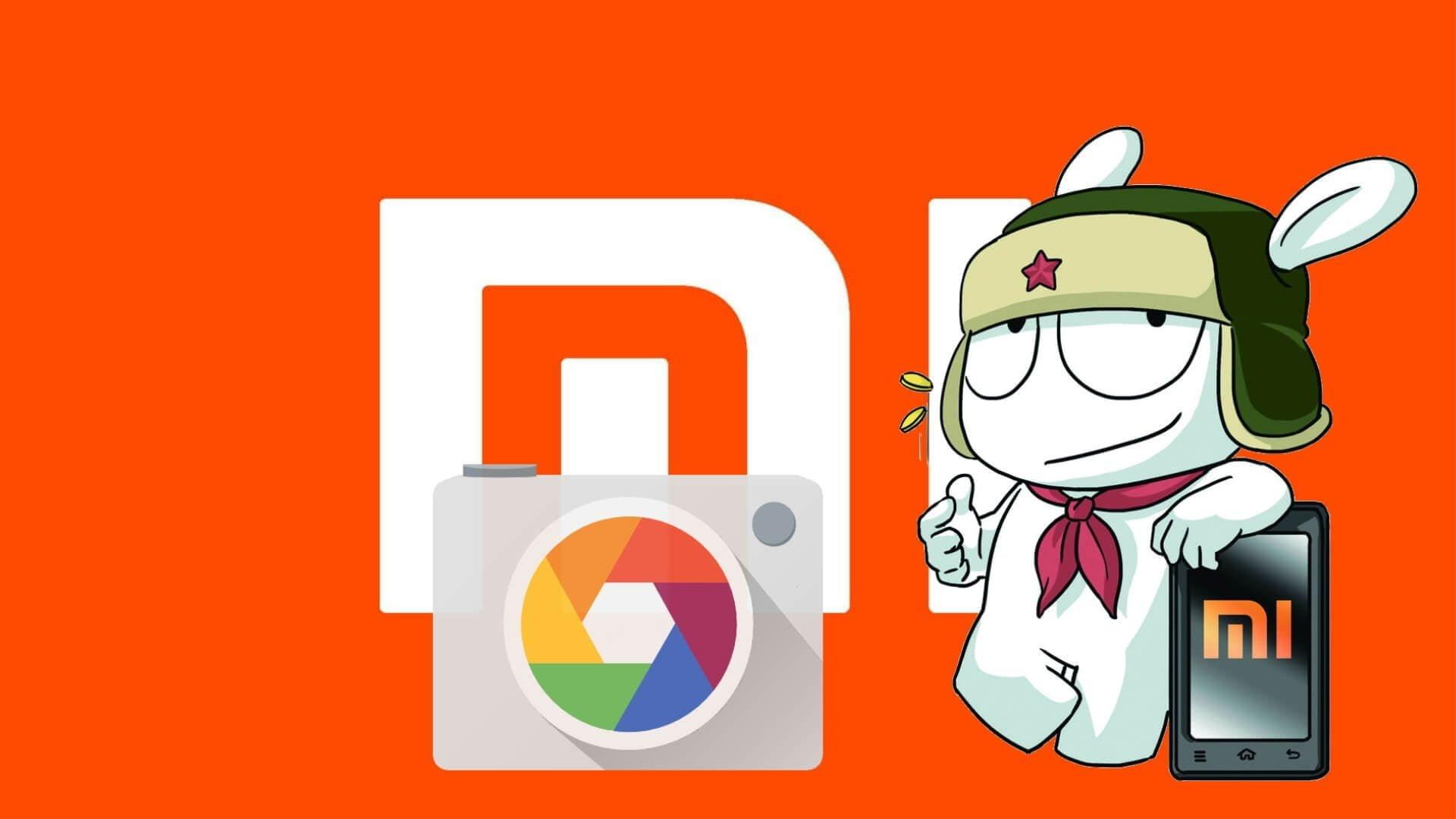 Xiaomi Google Camera App Port