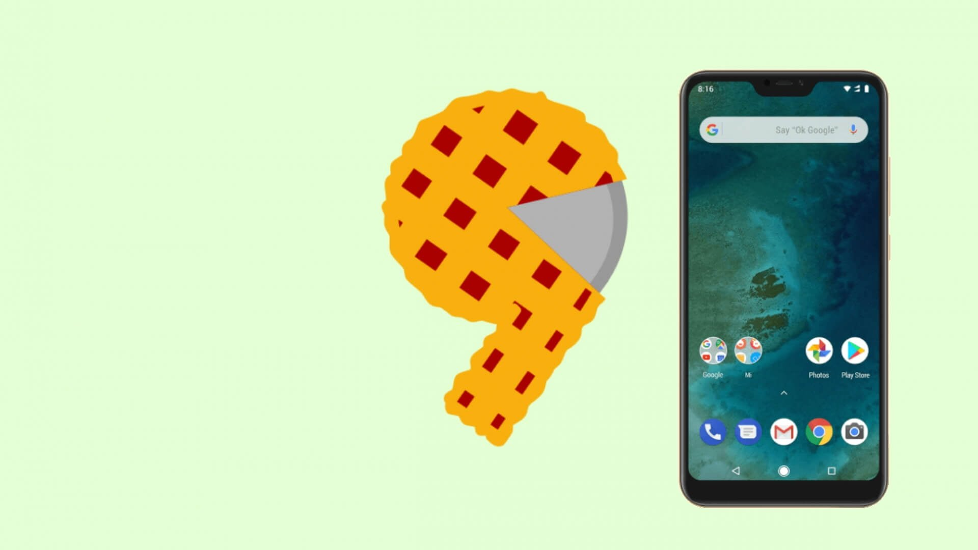 Xiaomi Mi A2 Android Pie finale Version erschienen 16