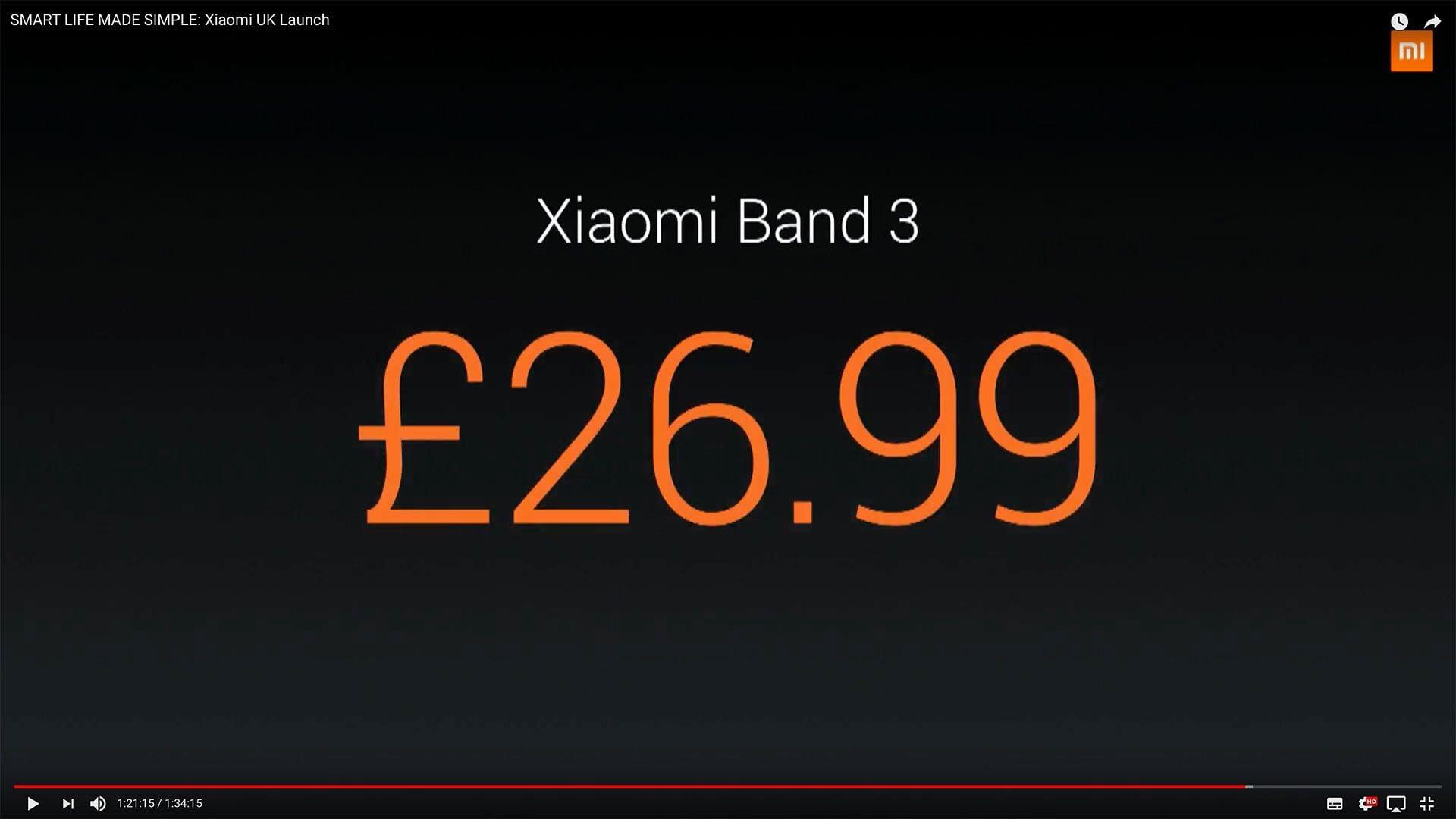 Xiaomi Launch Event UK –  Xiaomi nun offiziell im Vereinigten Königreich erhältlich 12