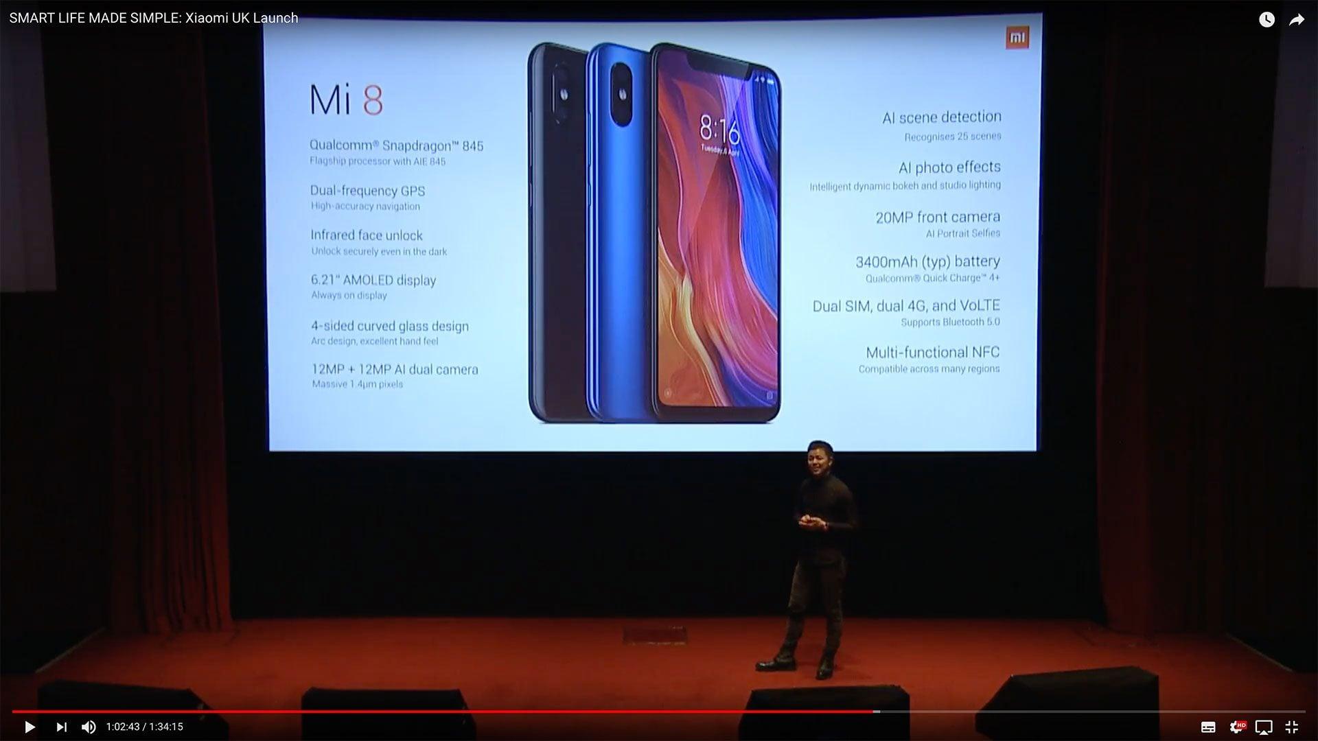 Xiaomi Launch Event UK –  Xiaomi nun offiziell im Vereinigten Königreich erhältlich 11