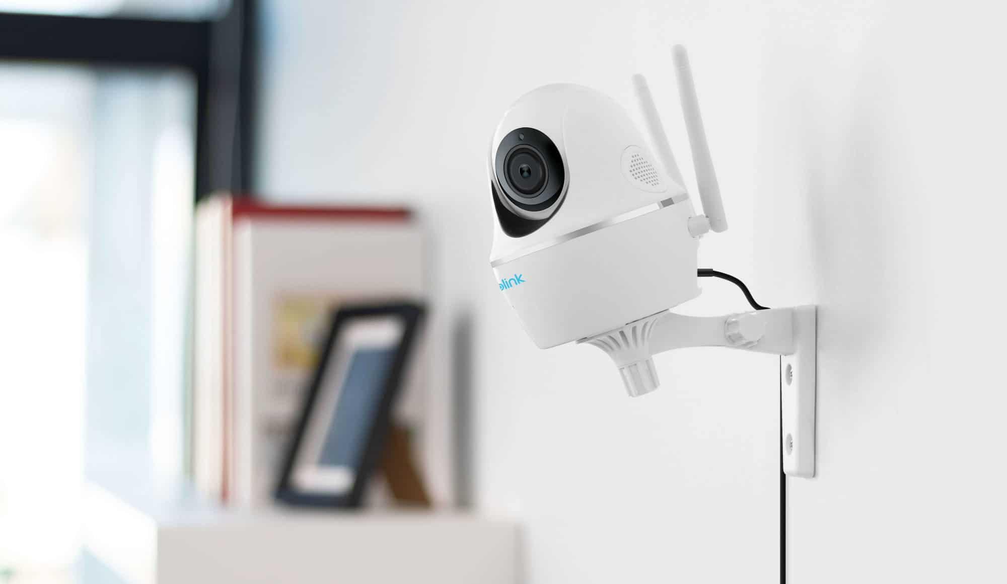 reolink c2 pro neue sicherheitskamera f r innenr ume bald erh ltlich. Black Bedroom Furniture Sets. Home Design Ideas