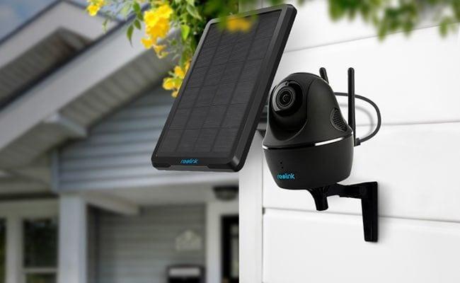 CES 2019: Reolink mit neuen kabellosen Sicherheitskameras & 4K-Modell 1