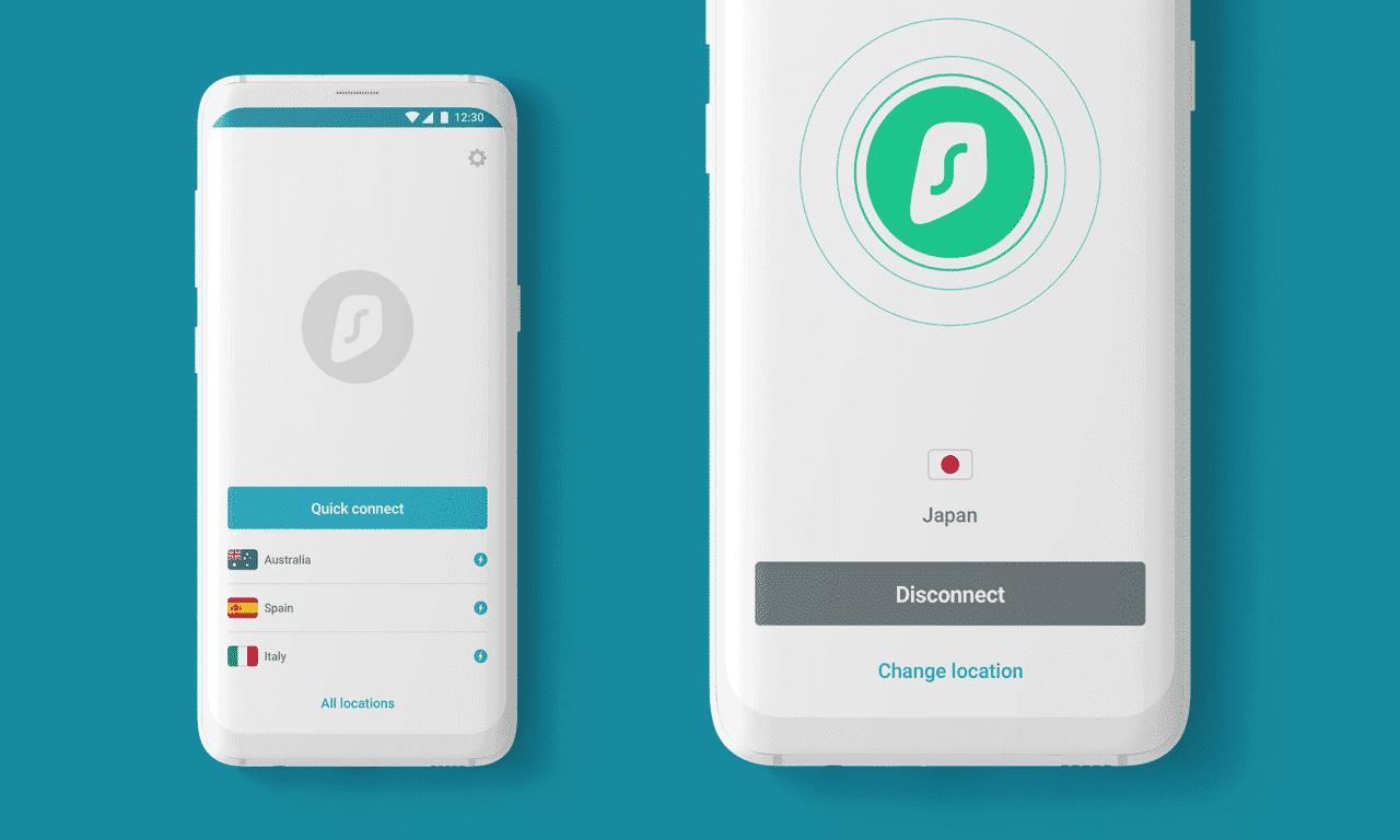 Surfshark Android App