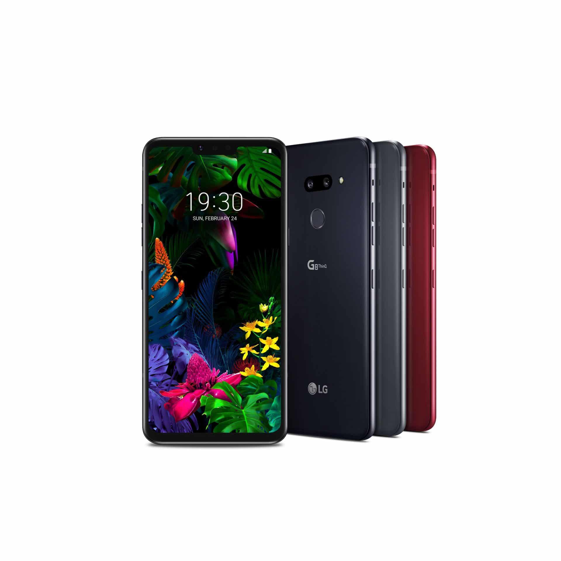 MWC 2019: LG versucht sein Glück mit G8 ThinQ  und V50 ThinQ 5G 7 techboys.de • smarte News, auf den Punkt! MWC 2019: LG versucht sein Glück mit G8 ThinQ  und V50 ThinQ 5G