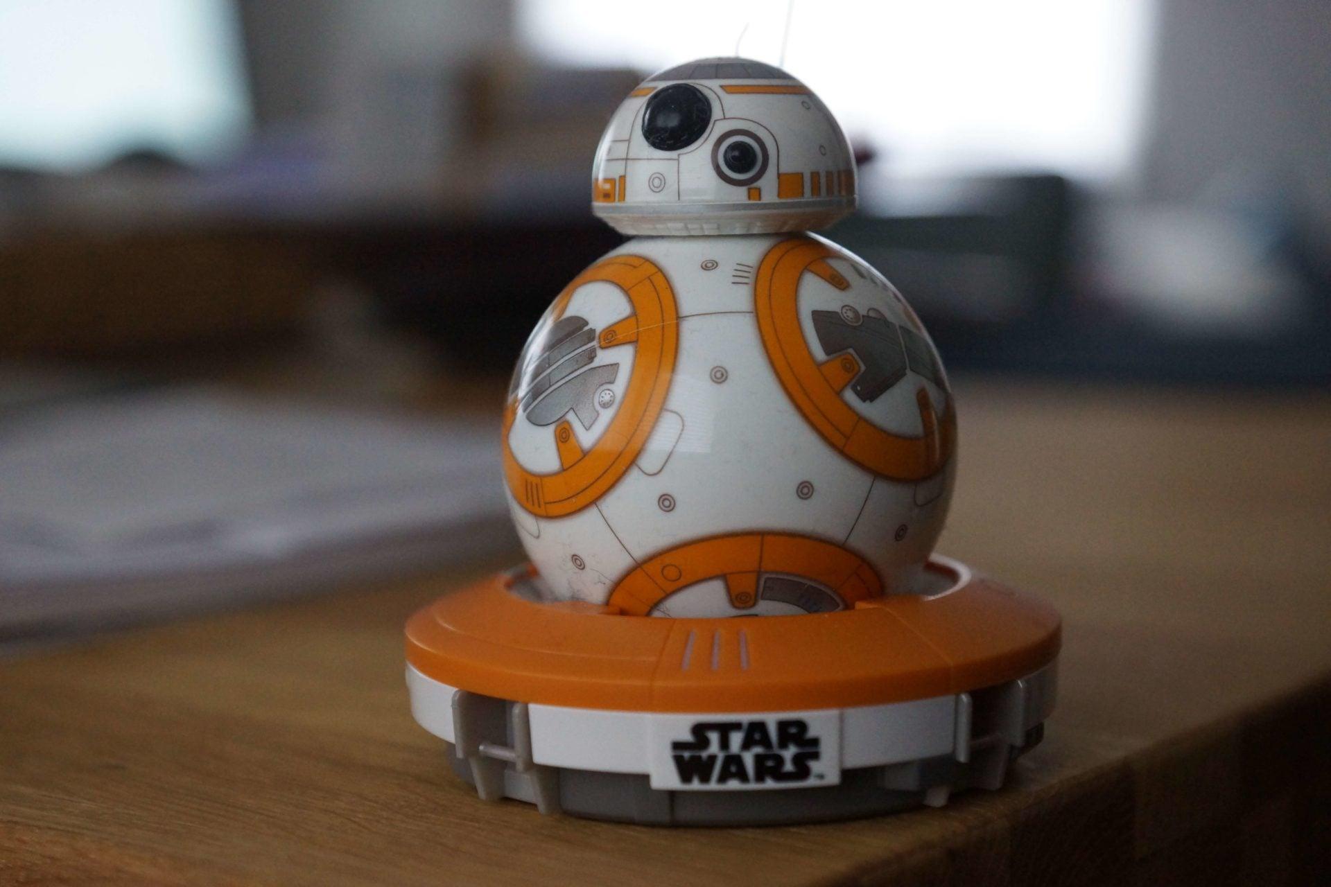 Sphero BB-8 Star Wars Droid Test 2