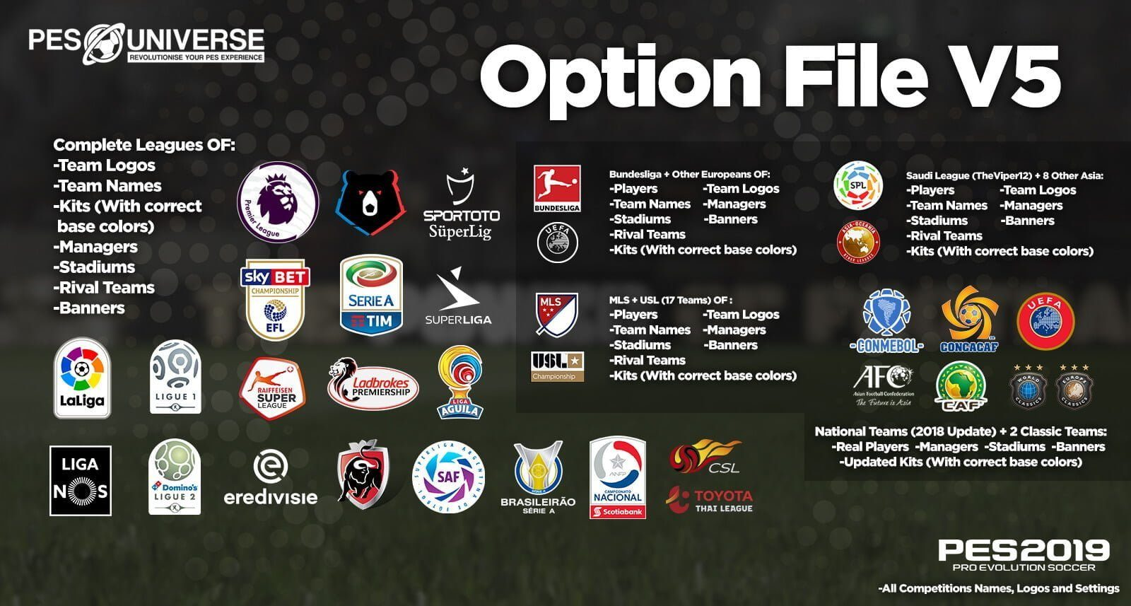 PES 2019 Patch PS4 - Lizenzen, Bundesliga & Anleitung 2
