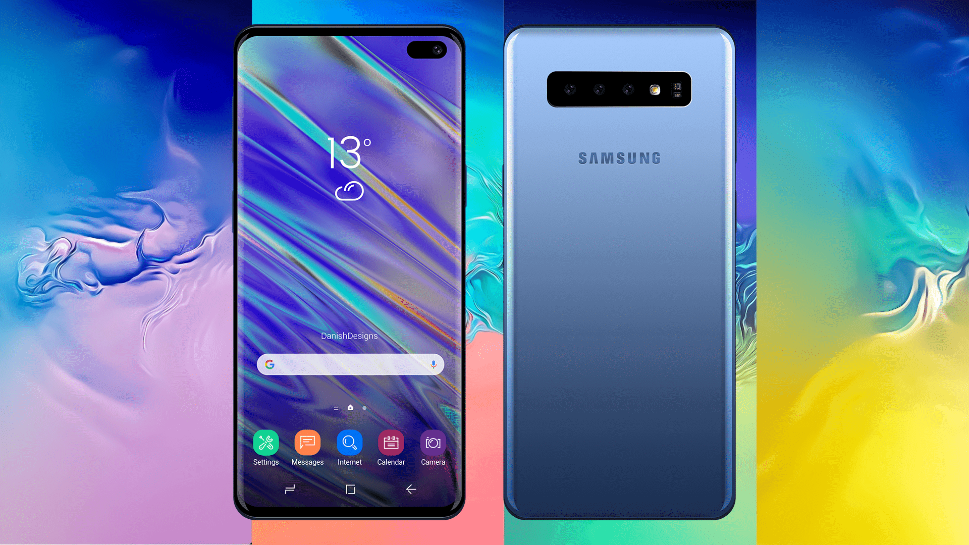 Samsung Galaxy S10 Wallpapers: Download aller Hintergrundbilder 15