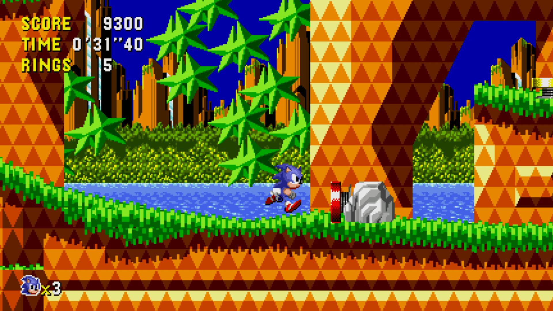 SEGA Classics Sonic 2