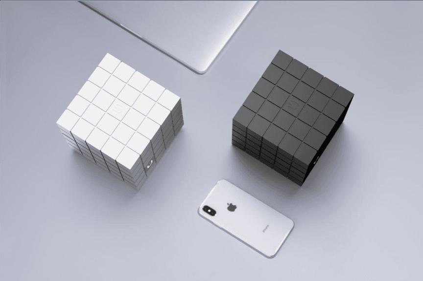 Ubbey NEXT: Rubiks Würfel für die Datenspeicherung 3 techboys.de • smarte News, auf den Punkt! Ubbey NEXT: Rubiks Würfel für die Datenspeicherung