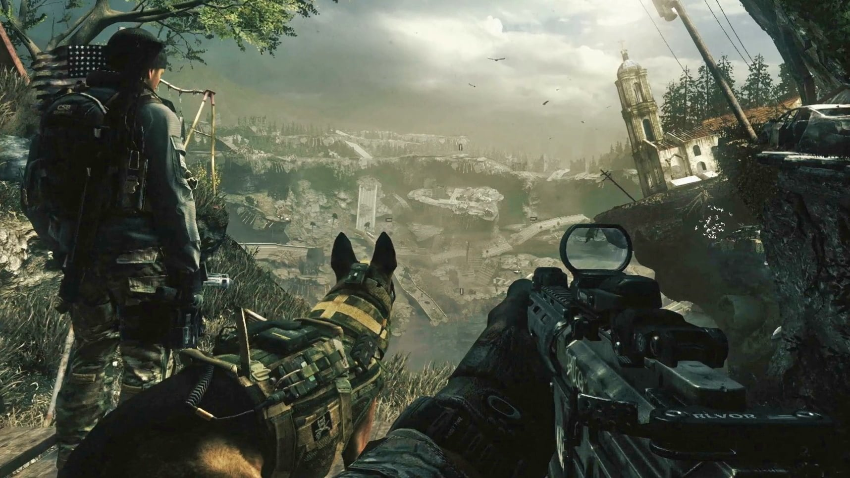 Call of Duty: Ghosts Preview 1 morethanandroid.de Call of Duty: Ghosts Preview