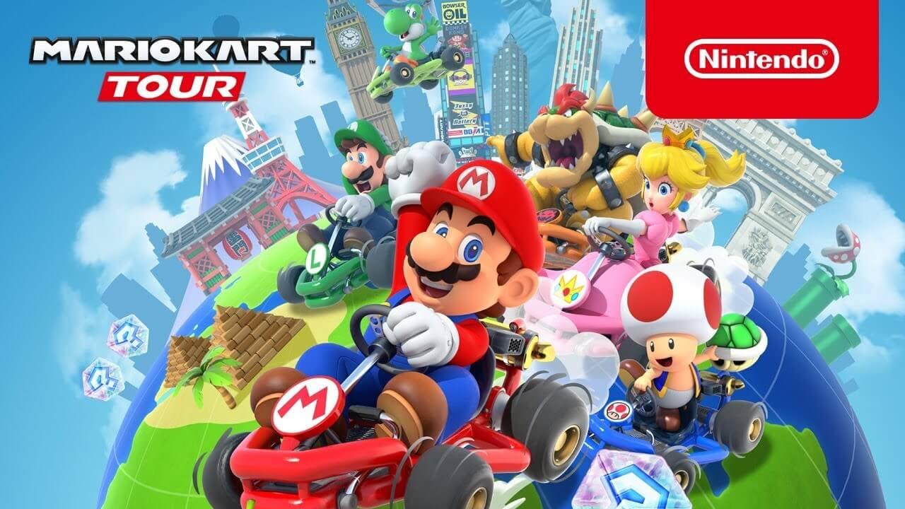 Mario Kart Tour: Nintendos Kult-Racer erscheint am 25. September 18 techboys.de • smarte News, auf den Punkt! Mario Kart Tour: Nintendos Kult-Racer erscheint am 25. September