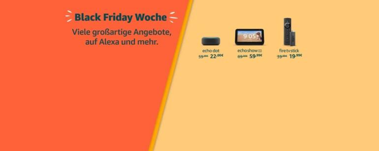 Amazon Black Friday Woche (5.Tag):  Smart Home, Netzwerk & Netzwerk 87 techboys.de • smarte News, auf den Punkt! Amazon Black Friday Woche (5.Tag):  Smart Home, Netzwerk & Netzwerk