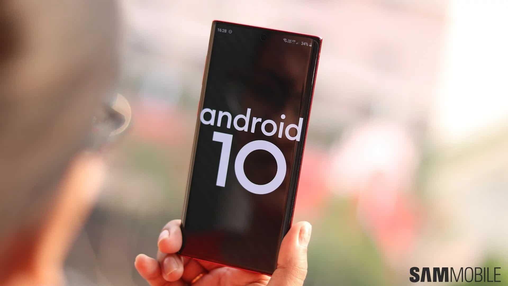 Samsung Galaxy Note 10 Android 10 Update erhält Freigabe 12 techboys.de • smarte News, auf den Punkt! Samsung Galaxy Note 10 Android 10 Update erhält Freigabe