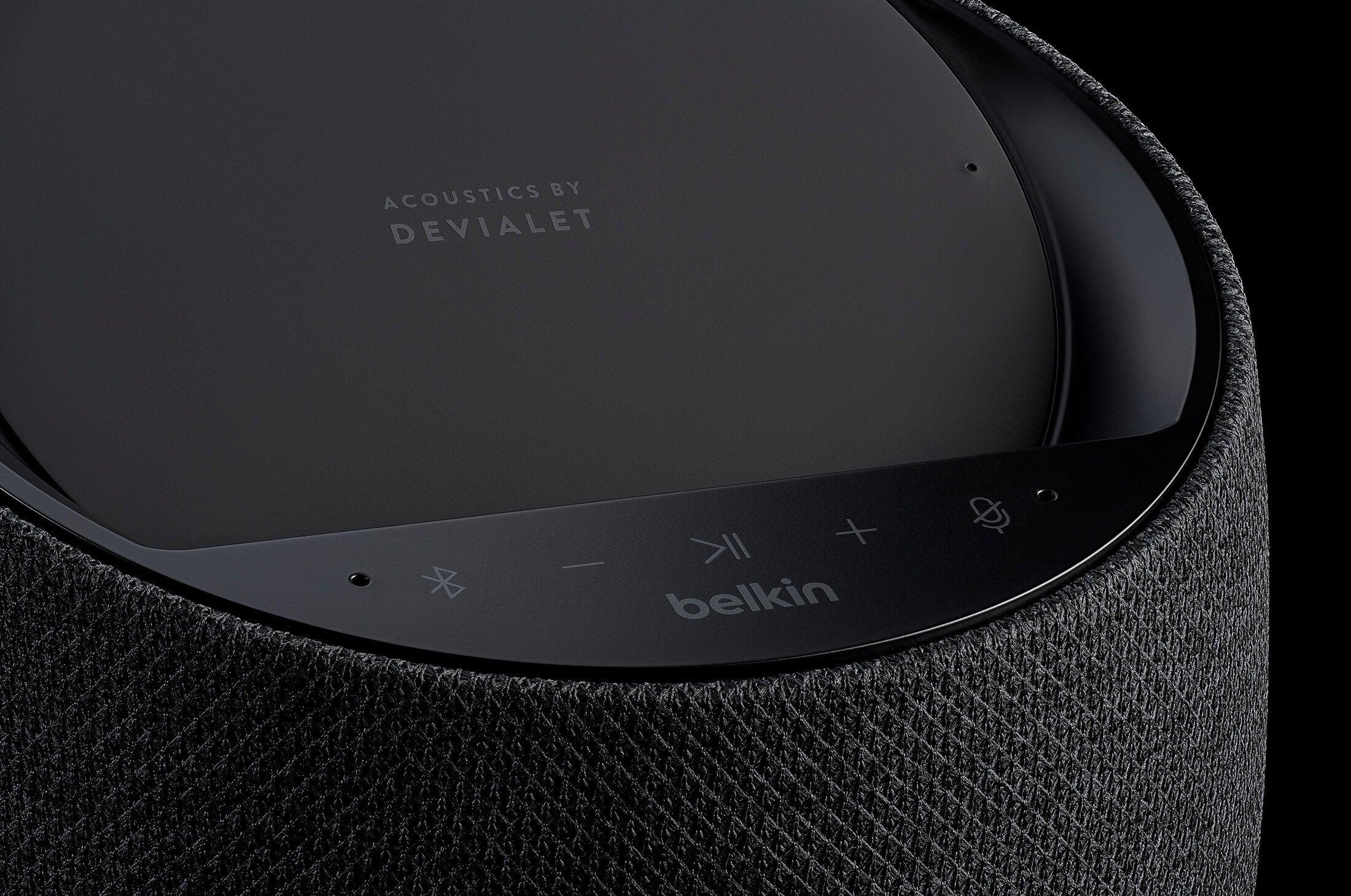 Belkin und Devialet stellen auf der CES 2020 intelligenten HiFi-Lautsprecher mit drahtloser Ladefunktion vor 3 techboys.de • smarte News, auf den Punkt! Belkin und Devialet stellen auf der CES 2020 intelligenten HiFi-Lautsprecher mit drahtloser Ladefunktion vor