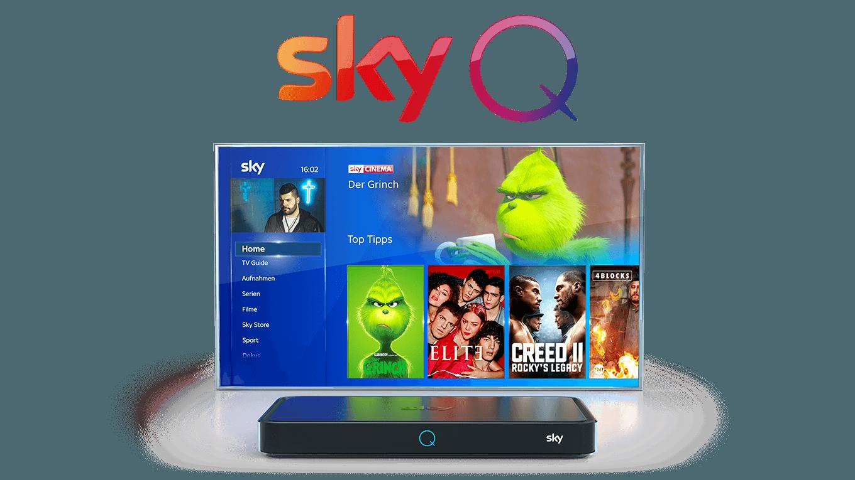 Der SkyQ-Receiver ist der ehrenwerte Versuch, das Beste aus zwei Welten unter einer Oberfläche zu vereinen.
