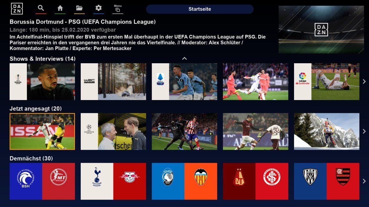 Dreambox One: Amazon Prime, DAZN und Netflix als Erweiterungen erhältlich 6 techboys.de • smarte News, auf den Punkt! Dreambox One: Amazon Prime, DAZN und Netflix als Erweiterungen erhältlich