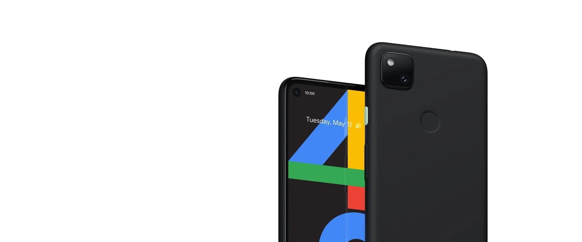 Google Pixel 4a via 9to5google.com/